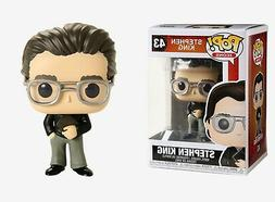 "STEPHEN KING 3.75"" POP VINYL FIGURE FUNKO POP ICONS 43 IN ST"