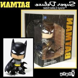 Funko Super Deluxe Vinyl DC Heroes Batman Toy Figure Funko P