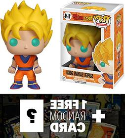 Super Saiyan Goku: Funko POP! x DragonBall Z Vinyl Figure +