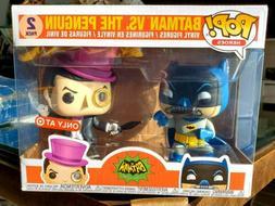 Target Exclusive Funko Pop! Heroes: Batman Vs. The Penguin 2