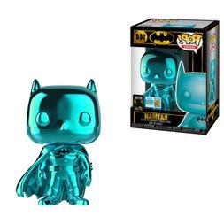 Teal Chrome Batman - 2019 SDCC Exclusive Funko Pop #144 SHAR