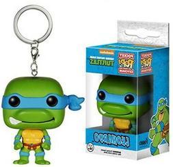 Teenage Mutant Ninja Turtles Funko POP Keychain Leonardo