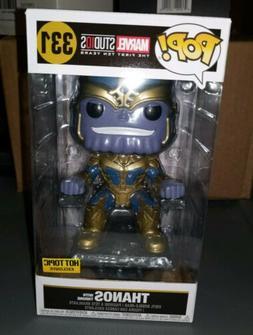 "Thanos 10"" inch Funko Pop Marvel: Avengers Infinity War #3"