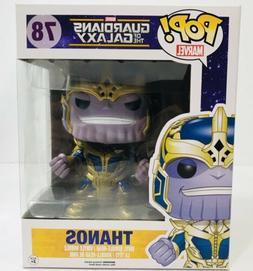 Thanos Guardians of the Galaxy POP Marvel 78 Funko POP Vinyl