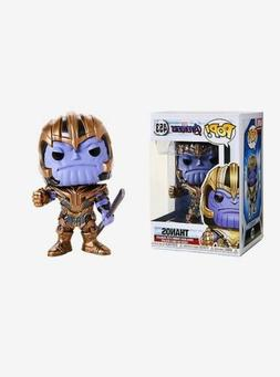 Thanos Funko POP - Avengers Endgame In Stock New Movie Limit