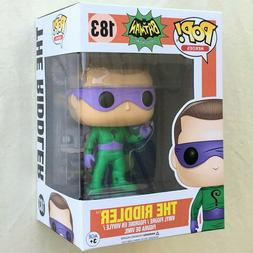 The Riddler Funko Pop Batman Classic 1966 TV Series #183 NIB