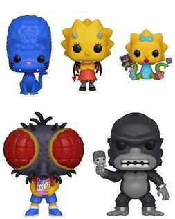 The Simpsons Treehouse Of Horror Funko Pops. PRE-ORDER