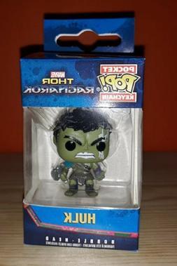 Thor 3: Ragnarok - Hulk Pocket Pop! Keychain