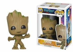 Funko Toys POP Marvel Movies GOTG 2 BABY Toddler GROOT Vinyl