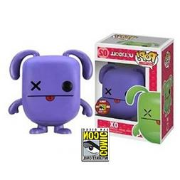 uglydoll purple ox sdcc 2012