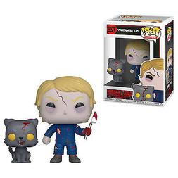 UNDEAD GAGE AND CHURCH - Funko Pop Movies Pet Sematary #729