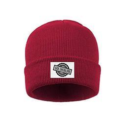 HIKOYMt Unisex Not-in-Danger-Knit Cap One Size Warm Slouchy