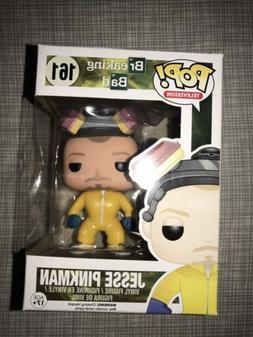 Vaulted Funko POP Breaking Bad JESSE PINKMAN  #161 W/Protect