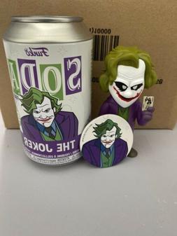 Funko Vinyl SODA: Batman - The Dark Knight Joker Common
