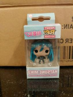 Funko Vocaloid Pocket Keychain POP! Hatsune Miku Anime