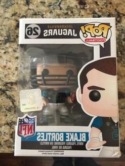 "Funko Pop Wave 1 NFL Blake Bortles # 26 3.75"" Vinyl Action F"