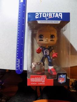 Funko Wobbler Rob Gronkowski New England Patriots Bobblehead