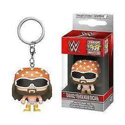 FUNKO WWE Pocket Pop! Keychain Macho Man Randy Savage NEW IN