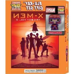 X-Men Trilogy Vol 2. Blu-ray Giftset with Magneto Funko POP!