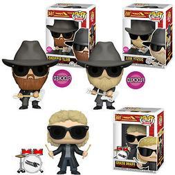 ZZ Top Combo Set  Funko Pop! Rocks